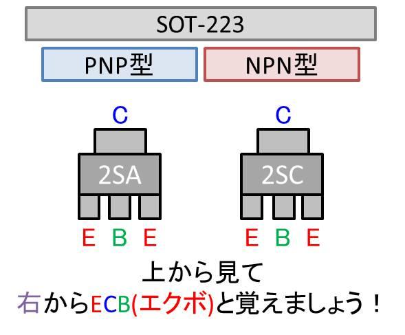 SOT-223の場合