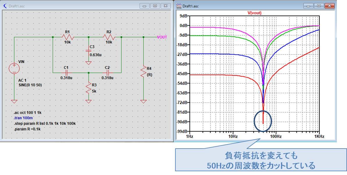 シミュレーション結果AC解析2