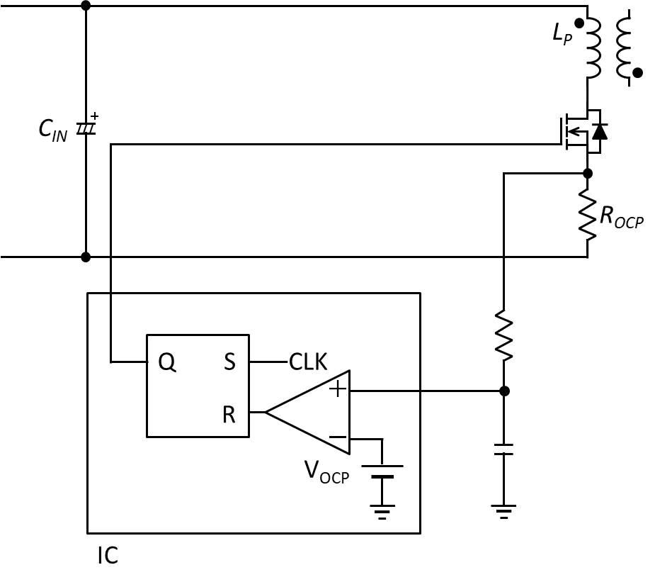 パルスバイパルス方式の回路図