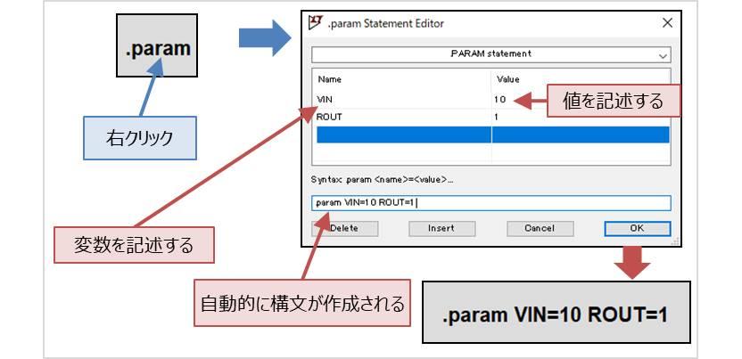 『.paramコマンド』の記述方法02