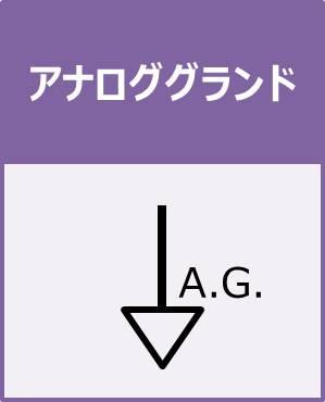アナロググランド(AGND)