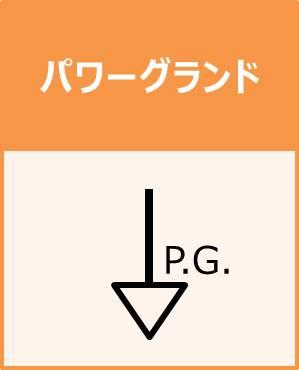 パワーグランド(PGND)