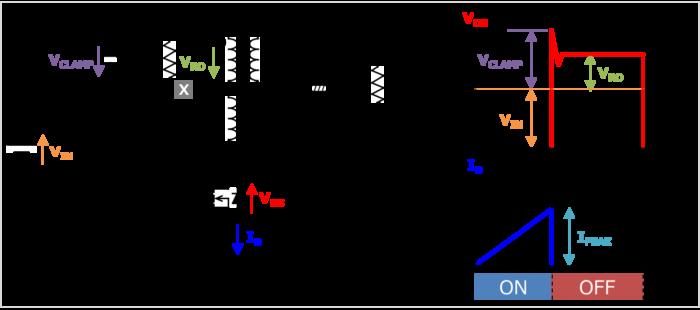 フライバックコンバータのスナバ回路の設計