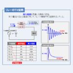 リレーの『TV定格』とは?突入電流が流れる負荷で考慮する定格です!