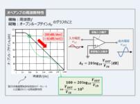 オペアンプの『周波数特性』について!