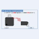 『QFJ』とは?パッケージの種類を解説!【半導体&IC】