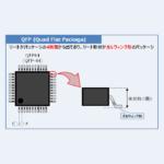 『QFP』とは?パッケージの種類を解説!【半導体&IC】