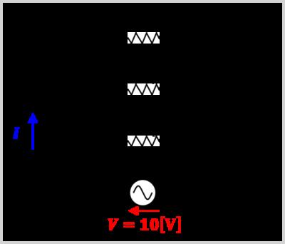 コンダクタンスの計算例