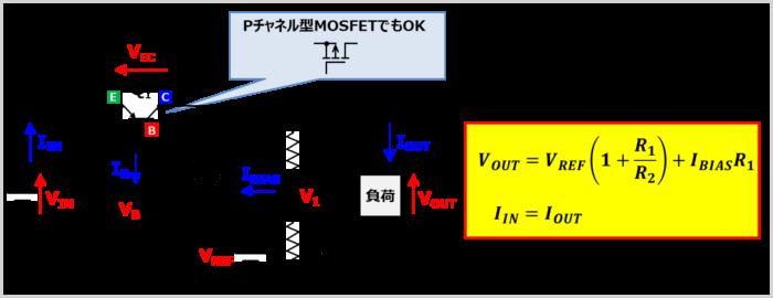 LDOの『式』と『動作原理』