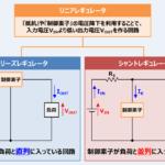 【シリーズレギュレータとは?】『動作原理』や『回路構成』などを解説!